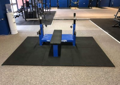 Valhalla Strength Competition Bench